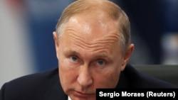 Orsýetiň prezidenti Wladimir Putin. Buenos Aires, 30-njy noýabr, 2018 ý.