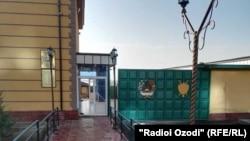 Колония строгого режима в таджикском городе Худжанде.