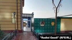 Колония строгого режима на севере Таджикистана