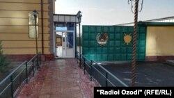 Тюрьма строгого режима в Худжанде.