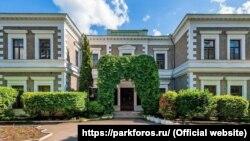 Дворец Кузнецова в Форосе