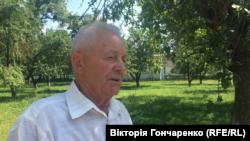 Свідок розстрілів ромів біля цукрового заводу в Іванополі, Деонізій Совінський