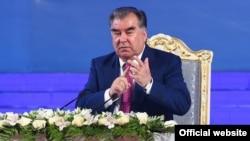 Президент Таджикистана. 12 мая 2018