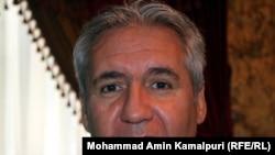 محمد اکبر سروری رییس هوتل انترکانتیننتال