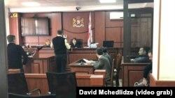Решение об освобождении Георгия Чантурия Руставский городской суд принял накануне