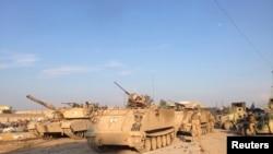 قوات عراقية تشتبك مع (داعش) في الرمادي - 11 شباط 2014