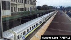 Поїзд курсуватиме цілий рік у дні підвищеного пасажиропотоку