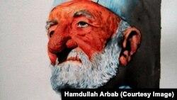 د عدم تشدد سرلاری، باچا خان - د حمدالله ارباب انځور