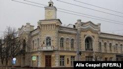 Primăria Chișinău, 19 noiembrie 2017