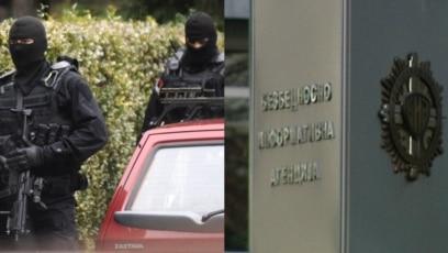 Serbia - Agency of the Republic of Serbia (BIA), combo photo, undated (KOMBO ZA MOST)