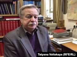 Анатолій Разумов, керівник Центру «Повернені імена»