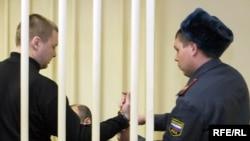 Павел Рягузов на скамье подсудимых. Интересно, вернется ли обвинение к освещению его участия в деле