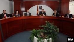 Уставен суд на Македонија.