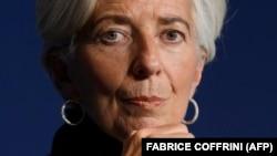 Председателката на ЕЦБ Кристин Лагард