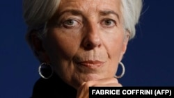 Shefja e Bankës Qendrore Evropiane, Christine Lagarde.
