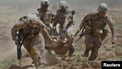 Xalqaro kuchlar Afg'onistonni 2014 yil oxirigacha tark etishi kutilmoqda.