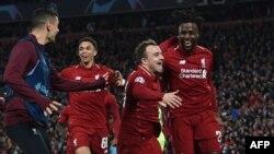 «Ліверпуль» зіграє із «Тоттенгемом» у фіналі Ліги чемпіонів