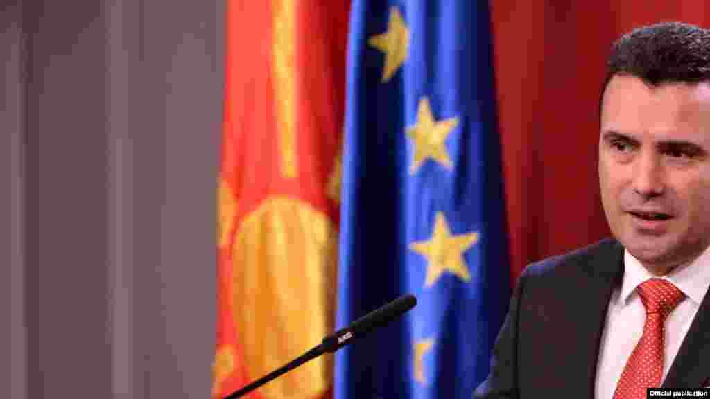 МАКЕДОНИЈА - Премиерот Зоран Заев рече дека одржувањето предвремени парламентарни избори е погубно за економијата, ја отежнува работата на бизнисот, го прави непредвидлив и го оневозможува неговото планирање. Крупните политички чекори, потенцира премиерот, мора да се направат ако сакаме раст и развој на државата.