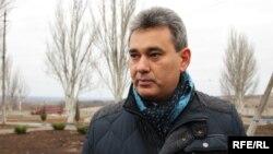 Сергей Натрус, директор департамента экологии и природных ресурсов Донецкой ОГА