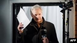 Засновник Wikileaks Джуліан Ассандж