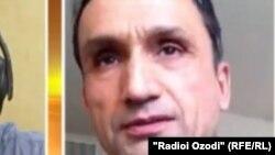 Тәжікстандық оппозиционер әрі бизнесмен Зайд Саидов.