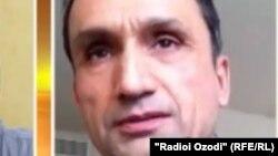 Тәжікстандық оппозициялық саясаткер, бизнесмен Зайд Саидов.