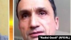 Taxhikistan - Afaristi taxhik, ish-ministër i industrisë, Zayd Saidov (Ilustrim)