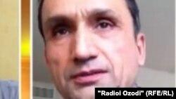 Таджикский оппозиционер и политик Зайд Саидов.
