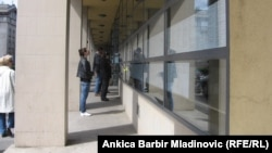 Hrvatski zavod za zapošljavanje u Zagrebu