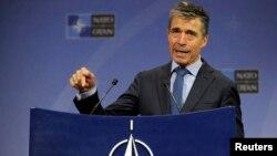 Sekretari i Përgjithshëm i NATO-s, Anders Fogh Rasmussen (ARKIV)
