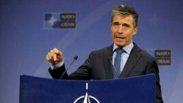 NATO Secretary-General Anders Fogh Rasmussen (file photo)
