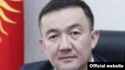 Жыргалбек Турускулов.