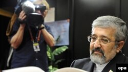 علی اصغر سلطانیه نمیانده ایران در آژانس بین المللی انرژی اتمی