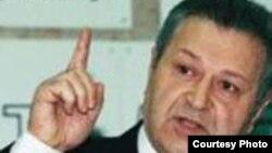 Первый президент Азербайджана Аяз Муталибов