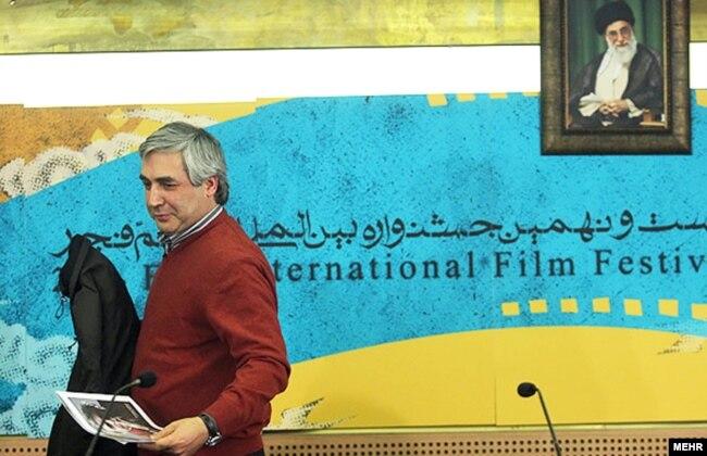 نشست خبری فیلم گزارش یک جشن در بهمن ماه ۱۳۸۹