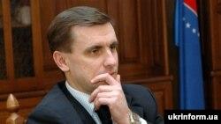 Постійний представник України в ЄС Костянтин Єлісеєв
