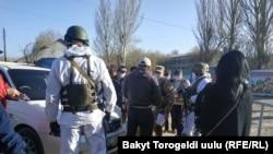 Бишкек. 31-март, 2020-жыл.