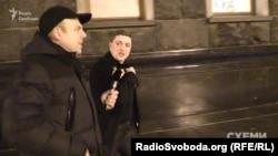 Олександр Дубовой каже, що причини візиту до АП – його приватна справа