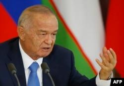 Late Uzbek President Islam Karimov