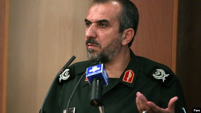 عبدالله عراقی، جانشین فرمانده نیروی زمینی سپاه پاسداران