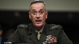 U.S. General Joseph Dunford