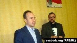 """Праваабронца Зьміцер Салаўёў пра дзейнасьць """"Вясны"""" без Бяляцкага"""