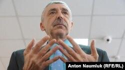 Сулейман Қадыров, Қырым татарларының белсендісі.