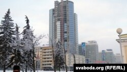 """Высотка """"Рубіроз"""" – новая дамінанта праспэкту Пераможцаў"""