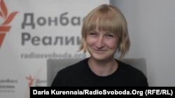 Наталія Патрікєєва, кореспондентка Радіо Свобода