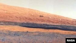 Краявіды Марсу