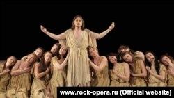 """""""Иисус Христос – суперзвезда"""" в постановке петербургского театра """"Рок-опера"""""""