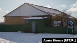 Географический центр Луговой - магазин
