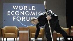 В том, что грядет мировой кризис, ни делегаты, ни организаторы Давоса не сомневаются