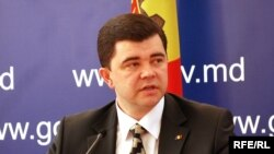 Vice premierul Victor Osipov